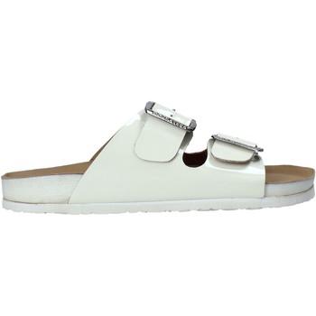 Schuhe Damen Pantoffel Docksteps DSE105460 Weiß