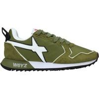 Schuhe Damen Sneaker Low W6yz 2013563 01 Grün