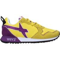Schuhe Herren Sneaker Low W6yz 2014032 03 Gelb
