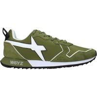 Schuhe Herren Sneaker Low W6yz 2013560 01 Grün