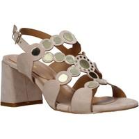 Schuhe Damen Sandalen / Sandaletten Grace Shoes 380010 Beige