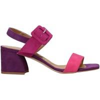 Schuhe Damen Sandalen / Sandaletten Grace Shoes 855015 Violett