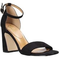 Schuhe Damen Sandalen / Sandaletten Grace Shoes 2384001 Schwarz