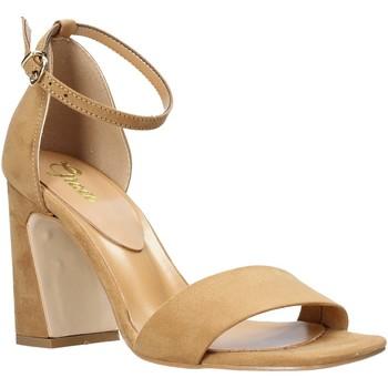 Schuhe Damen Sandalen / Sandaletten Grace Shoes 2384001 Braun