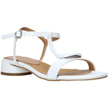 Schuhe Damen Sandalen / Sandaletten Grace Shoes 971002 Weiß