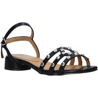 Schuhe Damen Sandalen / Sandaletten Grace Shoes 971004 Schwarz