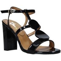 Schuhe Damen Sandalen / Sandaletten Grace Shoes 934G002 Schwarz