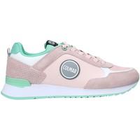 Schuhe Damen Sneaker Low Colmar TRAVIS C Rosa