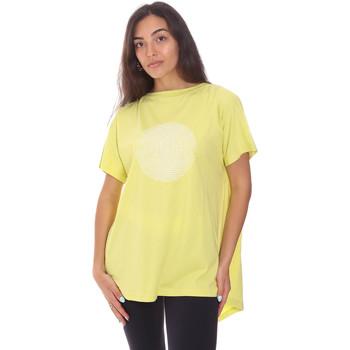 Kleidung Damen T-Shirts Colmar 8606 6SH Grün