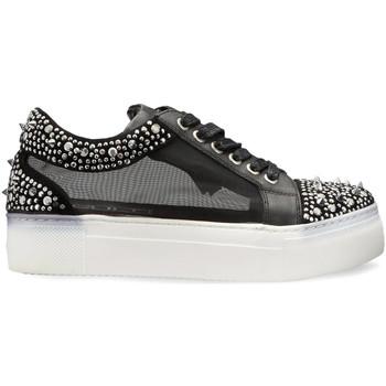 Schuhe Damen Sneaker Low Cult CLE104268 Schwarz