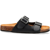 Schuhe Damen Pantoffel Docksteps DSW229200 Schwarz