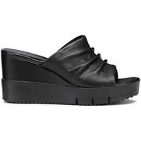 Schuhe Damen Pantoffel Docksteps DSW952106 Schwarz