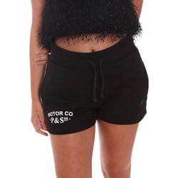 Kleidung Damen Shorts / Bermudas Colmar 9048 2SI Schwarz