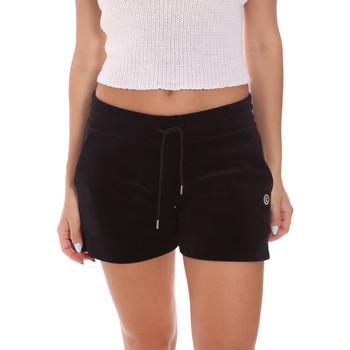 Kleidung Damen Shorts / Bermudas Colmar 9086 1TP Schwarz