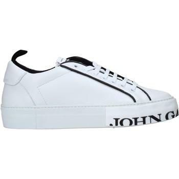 Schuhe Herren Sneaker Low John Galliano 11012/CP C Weiß