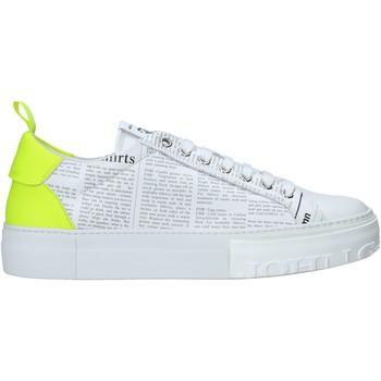 Schuhe Herren Sneaker Low John Galliano 11016/CP A Weiß