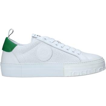 Schuhe Herren Sneaker John Galliano 11010/CP A Weiß