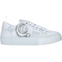 Schuhe Herren Sneaker Low John Galliano 11018/CP A Weiß