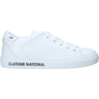 Schuhe Herren Sneaker Costume National 10425/CP A Weiß
