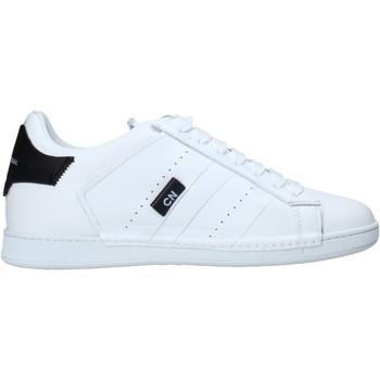 Schuhe Herren Sneaker Low Costume National 10411/CP A Weiß