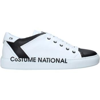 Schuhe Herren Sneaker High Costume National 10426/CP B Weiß