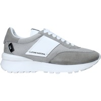 Schuhe Herren Sneaker Low Costume National 10418/CP B Grau