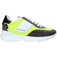 Schuhe Herren Sneaker Low Costume National 10416/CP C Grau
