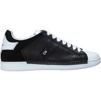Schuhe Herren Sneaker Low Costume National 10410/CP A Schwarz