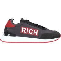Schuhe Herren Sneaker Low John Richmond 210 C Grau