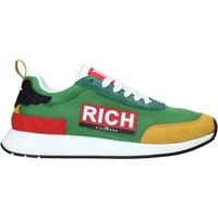 Schuhe Herren Sneaker John Richmond 1324 C Grün