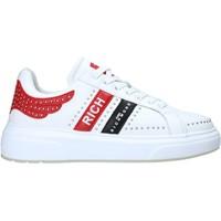 Schuhe Herren Sneaker John Richmond 1334 A Weiß