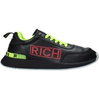 Schuhe Herren Sneaker John Richmond 201 A Schwarz