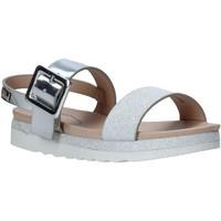 Schuhe Mädchen Sandalen / Sandaletten Miss Sixty S20-SMS779 Silber