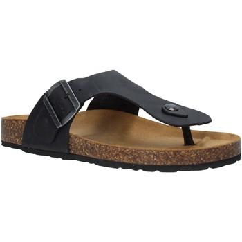Schuhe Herren Sandalen / Sandaletten Docksteps DSM228400 Schwarz