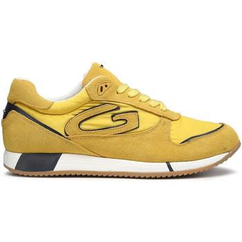 Schuhe Herren Sneaker Alberto Guardiani AGM003513 Gelb