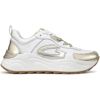 Schuhe Damen Sneaker Low Alberto Guardiani AGW001309 Weiß
