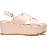 Schuhe Damen Sandalen / Sandaletten Alberto Guardiani AGW003003 Rosa