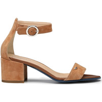 Schuhe Damen Sandalen / Sandaletten Alberto Guardiani AGW003201 Beige