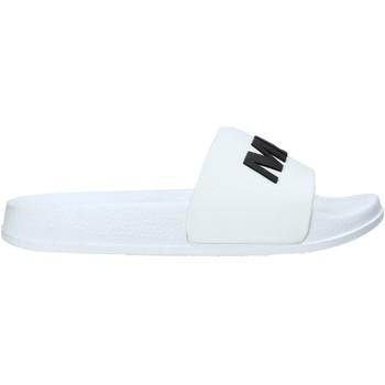 Schuhe Kinder Pantoffel Miss Sixty S20-SMS798 Weiß