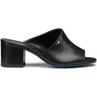 Schuhe Damen Pantoffel Alberto Guardiani AGW003305 Schwarz