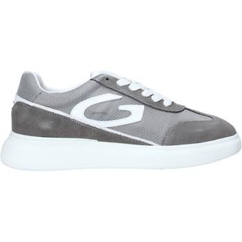 Schuhe Herren Sneaker Low Alberto Guardiani AGU101124 Grau