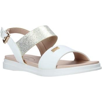 Schuhe Mädchen Sandalen / Sandaletten Miss Sixty S20-SMS765 Weiß
