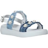 Schuhe Mädchen Sandalen / Sandaletten Miss Sixty S20-SMS773 Blau