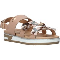 Schuhe Mädchen Sandalen / Sandaletten Miss Sixty S20-SMS780 Braun