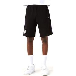Kleidung Herren Shorts / Bermudas New-Era 12720121 Schwarz