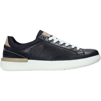 Schuhe Herren Sneaker Low Wrangler WM01181A Schwarz