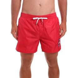 Kleidung Herren Badeanzug /Badeshorts Colmar 7267 5ST Rot