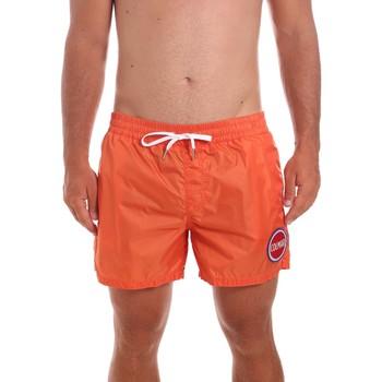 Kleidung Herren Badeanzug /Badeshorts Colmar 7267 5ST Orange