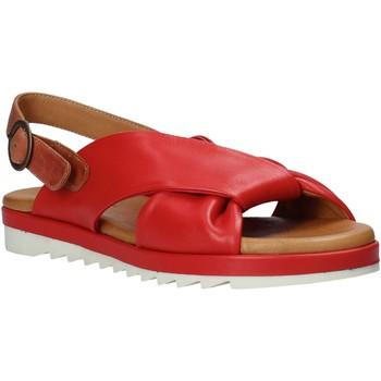 Schuhe Damen Sandalen / Sandaletten Sshady L1403 Rot
