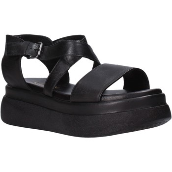 Schuhe Damen Sandalen / Sandaletten Sshady L2204 Schwarz